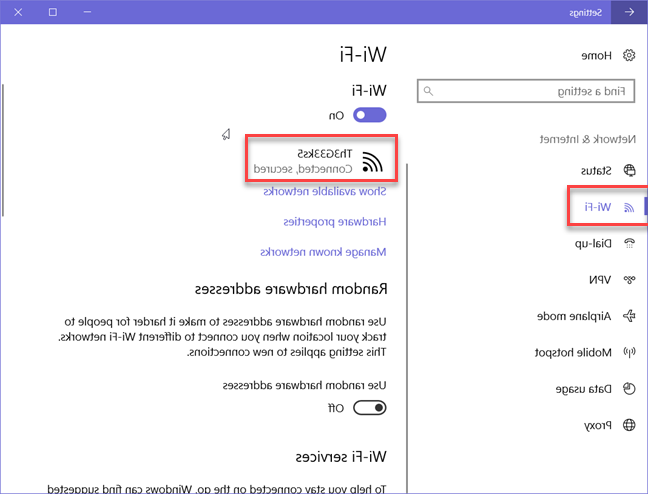 How do I log into my 192.168 1.1 IP address?