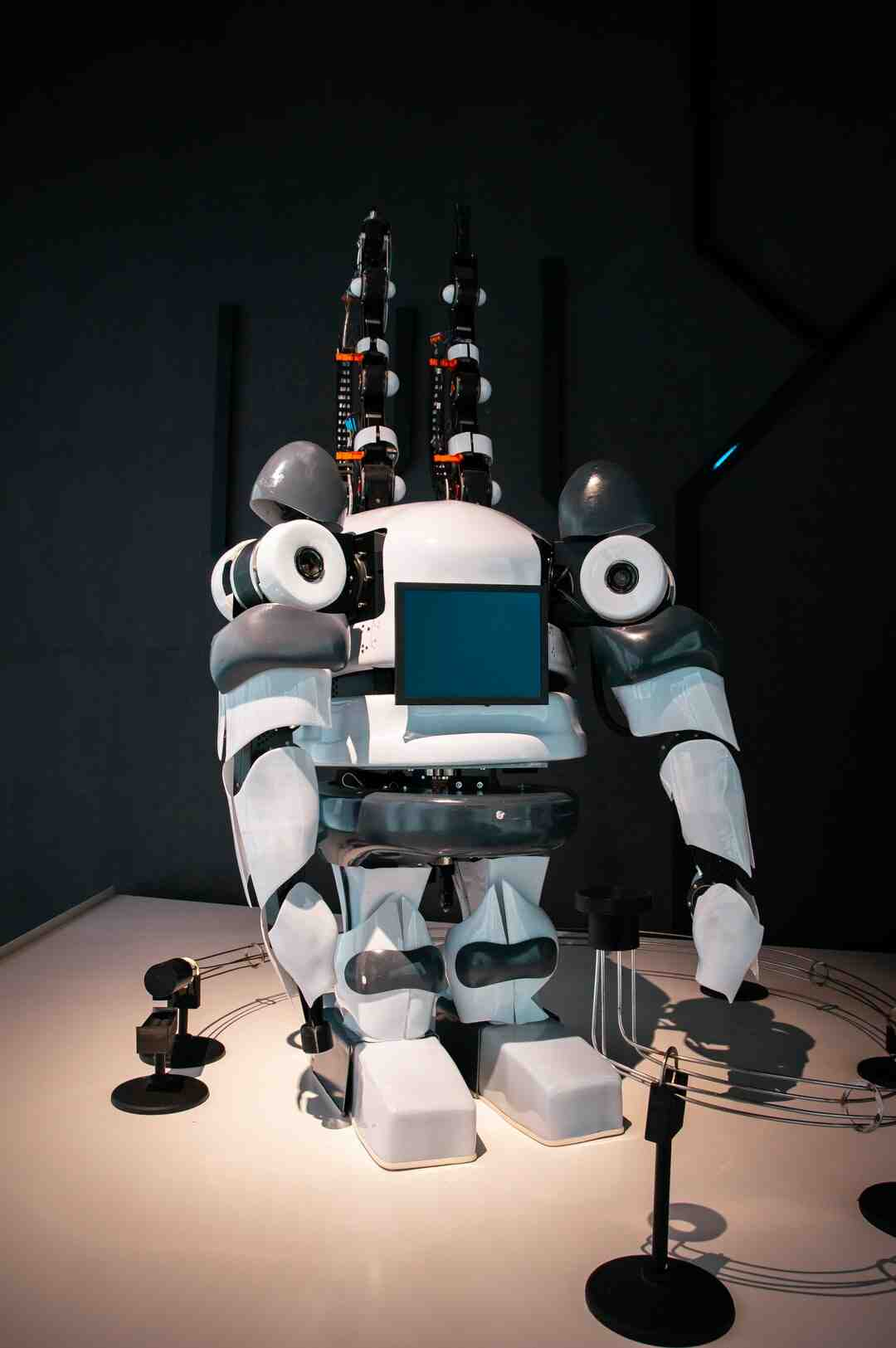 How robots are programmed