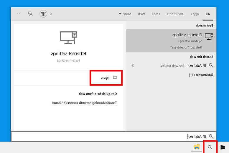 How do I find my computer's IP address Windows 10?